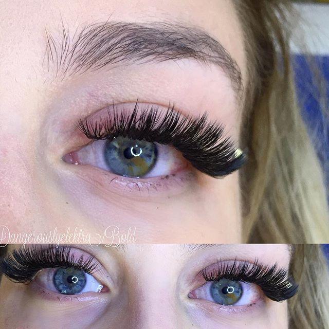 Bold volume lashes