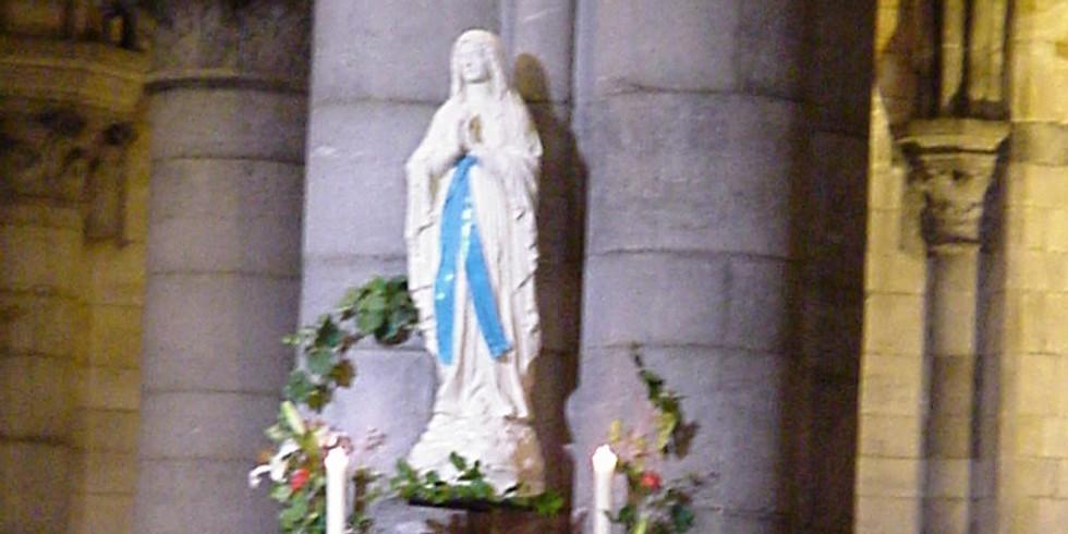 Neuvaine à Notre-Dame de Lourdes (4)