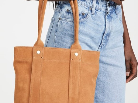 In Case You Haven't Heard, Tote Bags are Tot(e)ally Trending