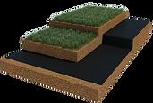 Геотекстиль для ландшафтного дизайна купить | Geopro