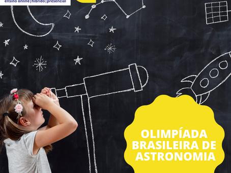 Veja quem foram os medalhistas da Olimpíada Brasileira de Astronomia