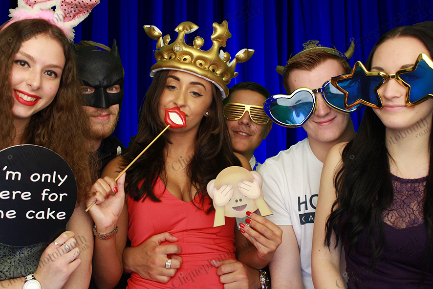 Clique Clique Photo Booth - Prop Fun