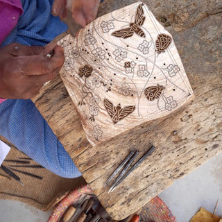 Remastering the Moth blocks with Raj Kumar