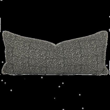 35/80cm Linen lumbar cushion