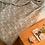 Thumbnail: Dahlia & Beetles Mist grey quilt