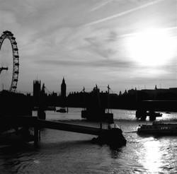 London Autumn day