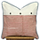 Thumbnail: 40cm Birds in Blossom Khadi cushion cover