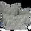 Thumbnail: 40cm Birds in Blossom linen cushion cover