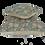 Thumbnail: 60cm Dahlia & Beetles linen cushion cover