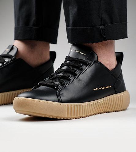 Men Sneakers Baker - Black - White