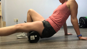 Lower Body Foam Rolling