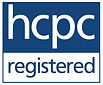 HCPC registered physiotherapist