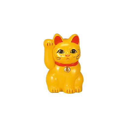 黄福猫(良縁招福)