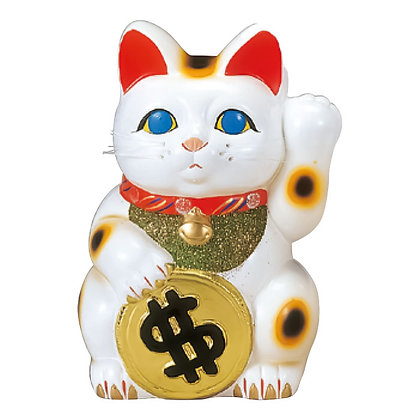 ドル猫 招き猫