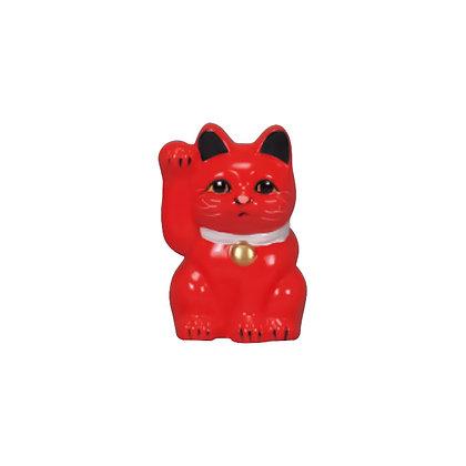 赤福猫(病除招福)