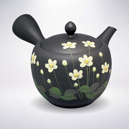 昭萌 帯アミ 梅鉢草