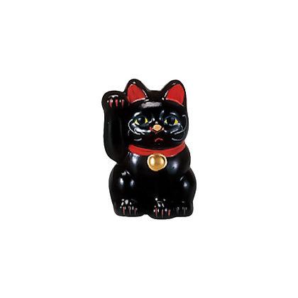 黒福猫(厄除招福)