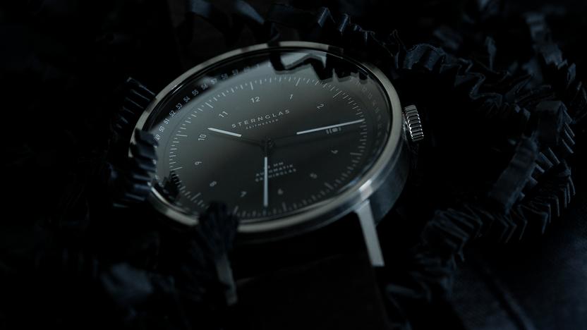 Armbanduhr Bauhaus