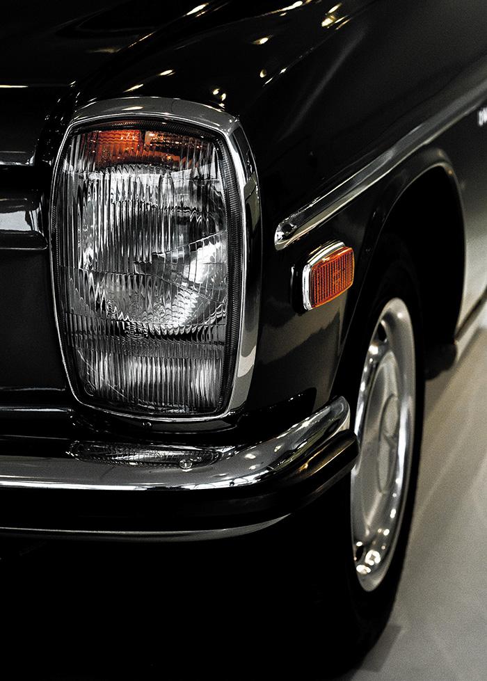 Mercedes /8 - W114