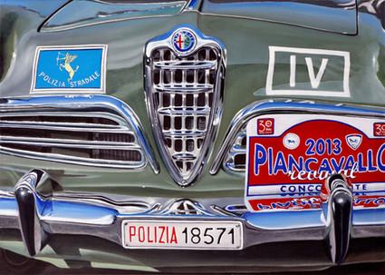 GIULIETTA TI - POLIZIA - PIANCAVALLO 2014