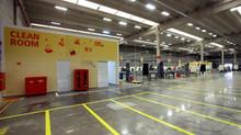 Rocha Machado entrega o novo Centro Multicliente de Packaging - DHL