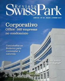 Rocha Machado na Revista Swiss Park edição Corporativo de junho/2017