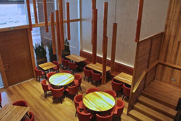Restaurante Iki - Campinas/SP