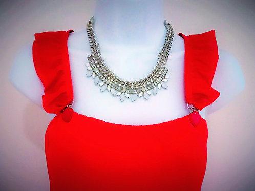 Heart Shape Dress Straps
