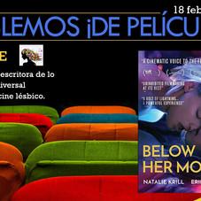 8Hablemos ¡De película! Below her mouth Cine lésbico