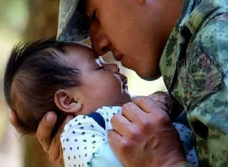 ¿Por qué agradecer por su servicio a los militares?