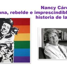 Nancy Cárdenas, lesbiana, rebelde e imprescindible en la historia de la CDMX
