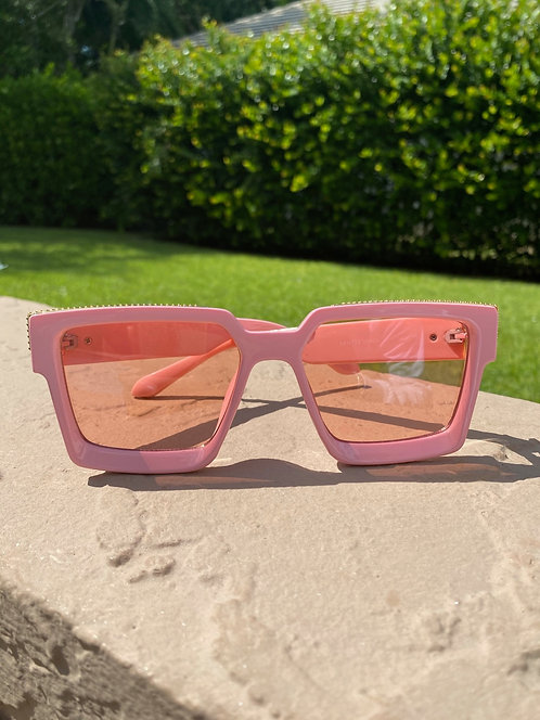 DAT GIRL- Plush Pink