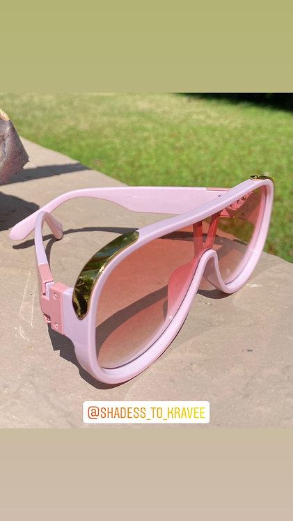 RHYTHM-Clear Pink (Unisex)