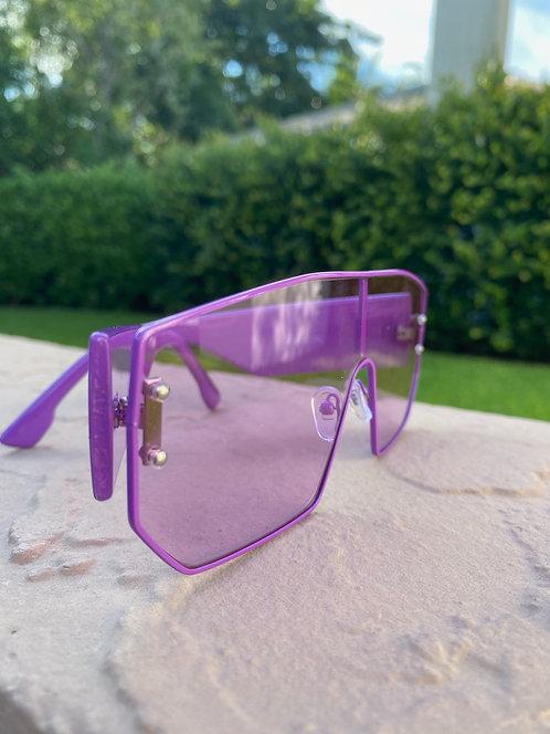 VOYAGE- Clear Purple