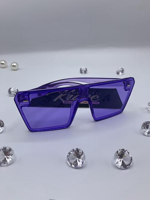 GISSELLE- Clear Dark Purple