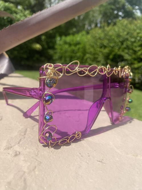 Le'Kravee Collection-  Purple