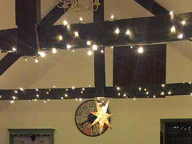 It's Christmas in the Byre!