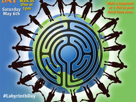 World Labyrinth Day on 6th May