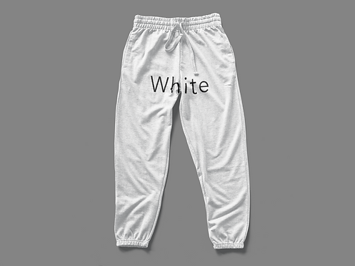 Customisable Joggers