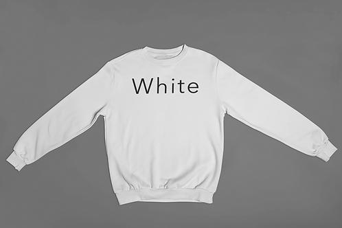 Customisable Sweatshirt
