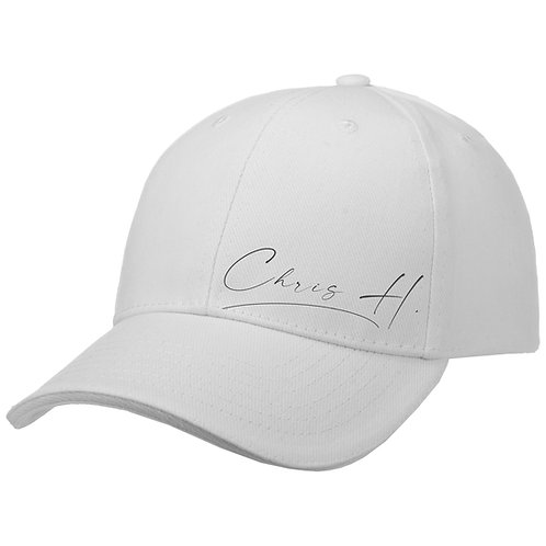 Merchandise - Chris H. Baseball Cap