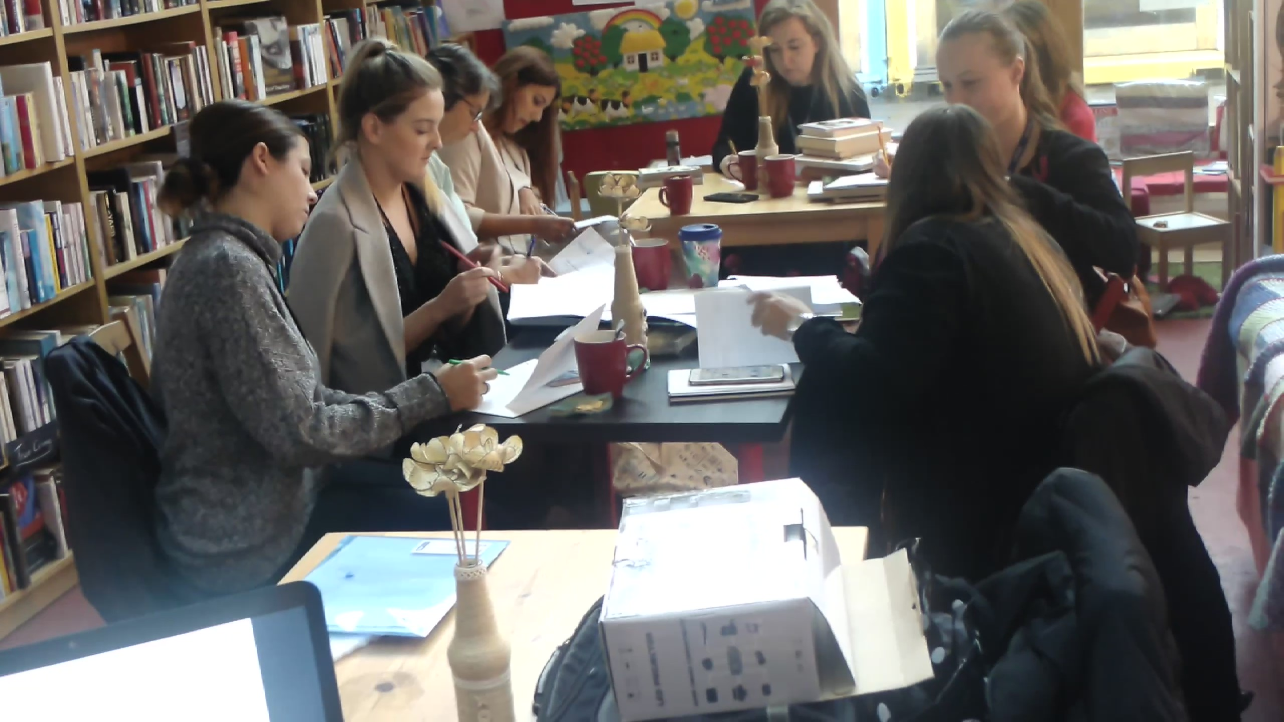 RfP Teachers, Subject Leaders