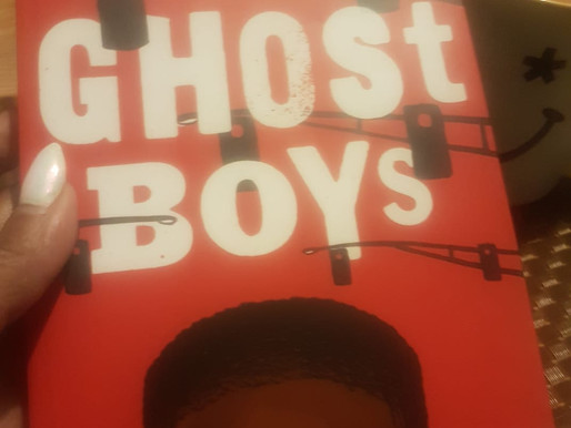 Ghost Boys: A Book Review from the Soul