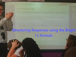 Structuring responses