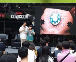 코믹콘 2019
