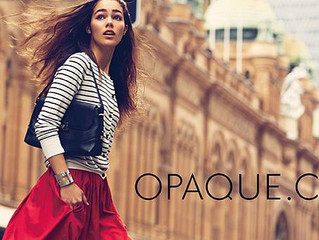 OPAQUE.CLIP 2015 SPRING&SUMMER MAIN Visual