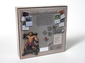 Game Box Design (back)
