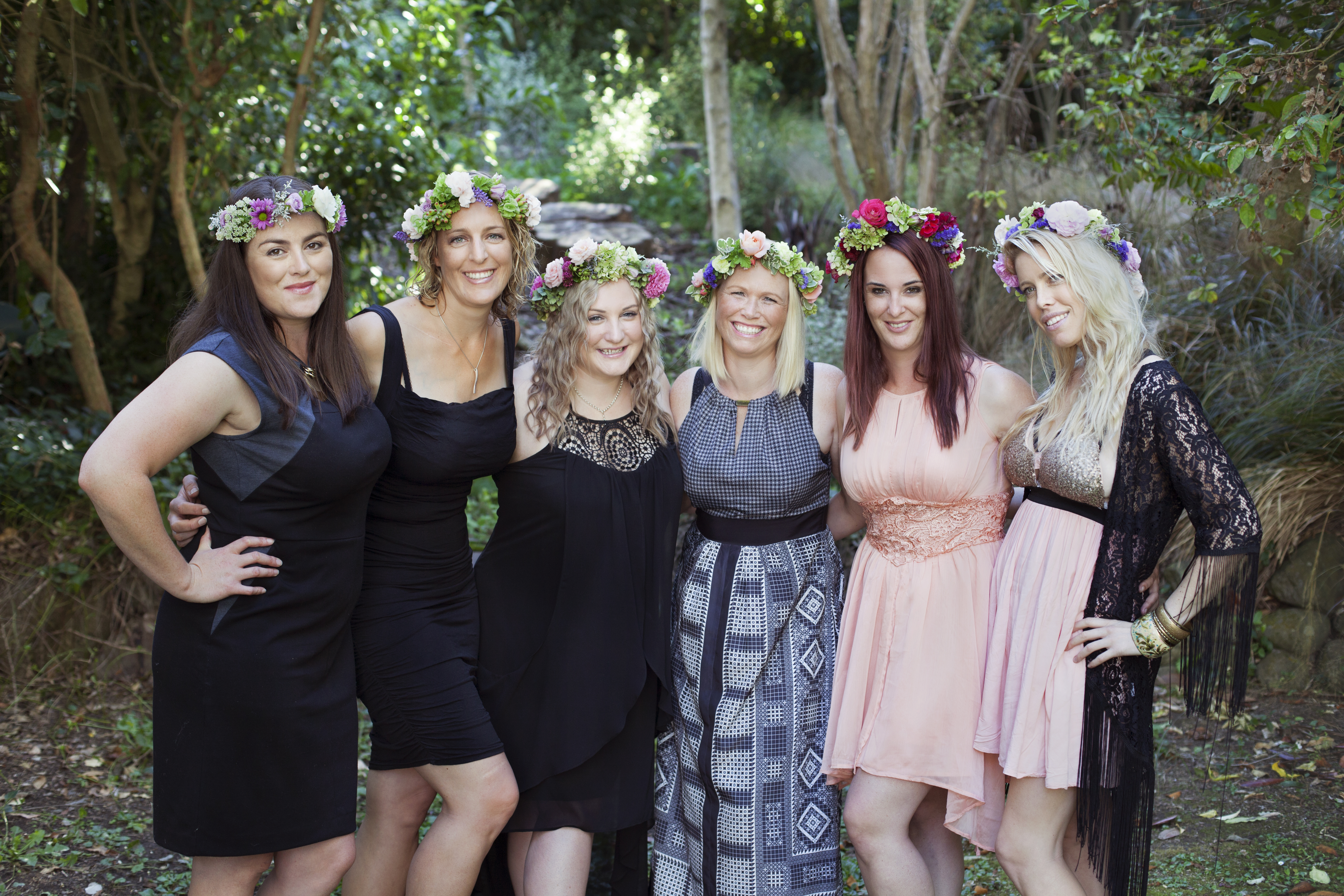 Headpiece Party, Flower Crown 1