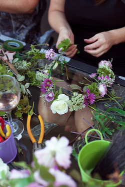 Headpiece Party, Flower Crown 7