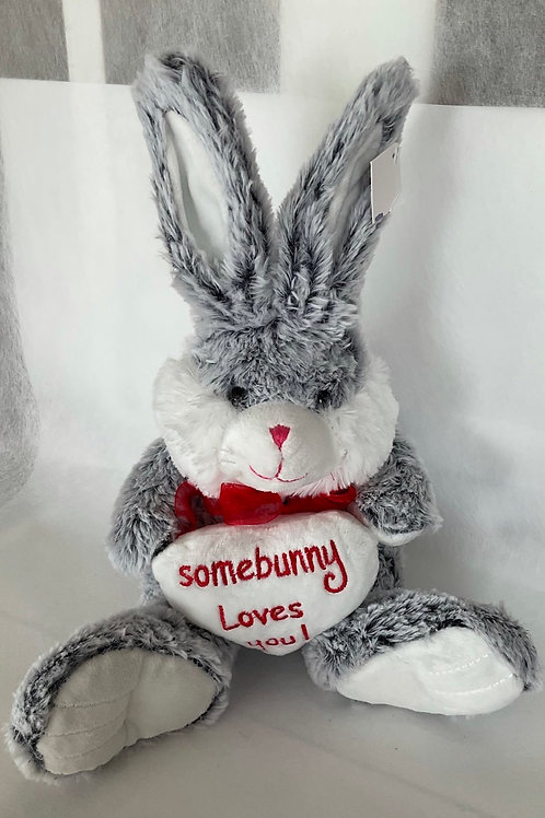 Teddy Bear - Some Bunny Loves You